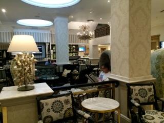 Protea Hotel Balalaika Lobby