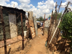 Poorest area of Soweto