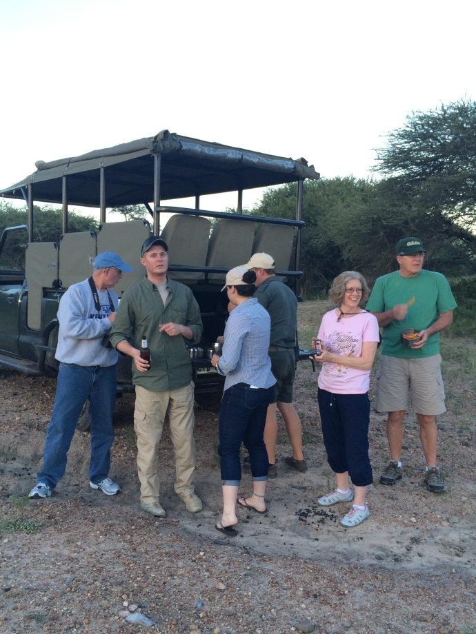 Safari Six at Sundowner