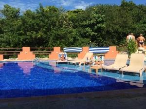 Pool at Casa Mimosa