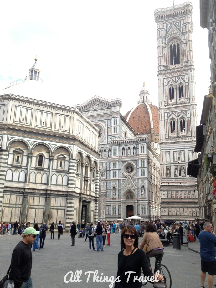 Il Duomo, Baptistery, and Bell Tower