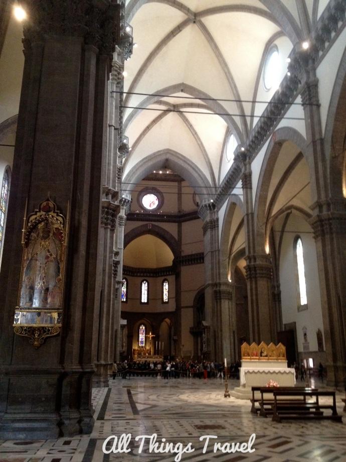 Il Duomo interior