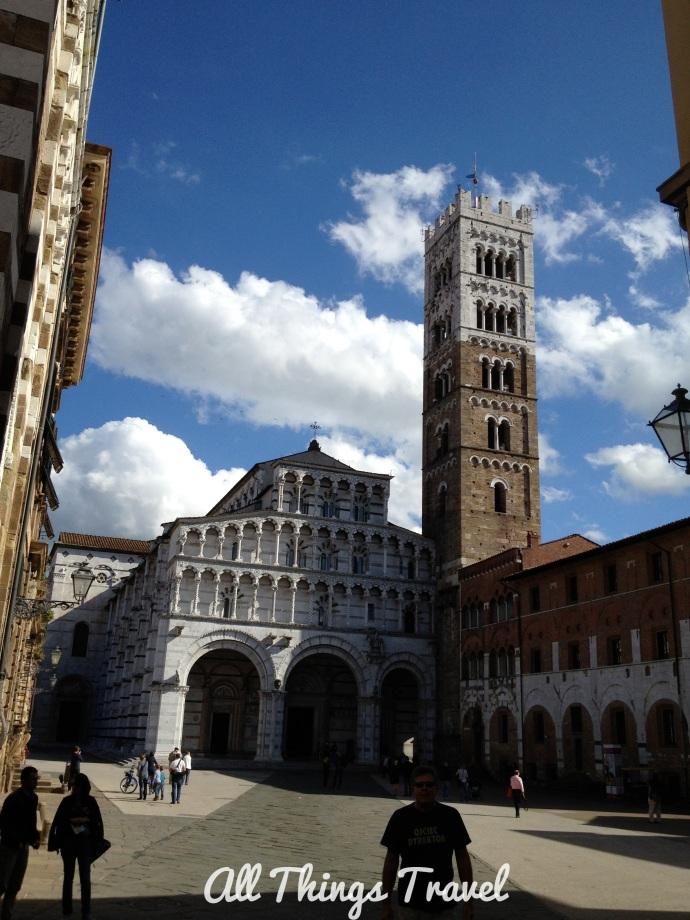 Lucca's Cathedral, Duomo di Martino