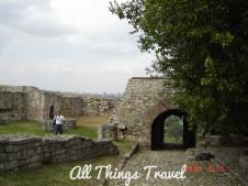 Walls of Belgrade Fortress