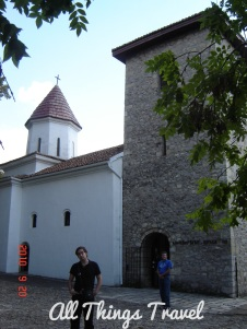 Tower and Church of the Holy Mother, aka Karađorđe's Church