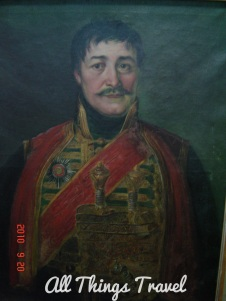 Portrait of Karađorđe