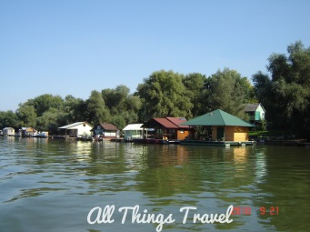 Vacation Homes along the Sava