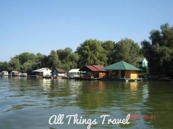 Vacation Homes along the Sava