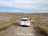 Grasslands leaving Circle View Ranch