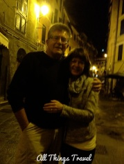 Evening in Vernazza