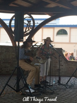 Music at Farmer's Market