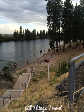 Spokane River Centennial Trail