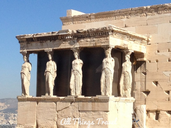 Erechtheion on the Acropolis
