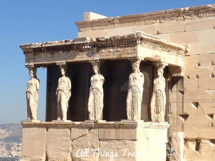 Erechtheion on the Acropolis