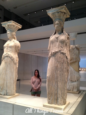 Caryatids from Erechtheion