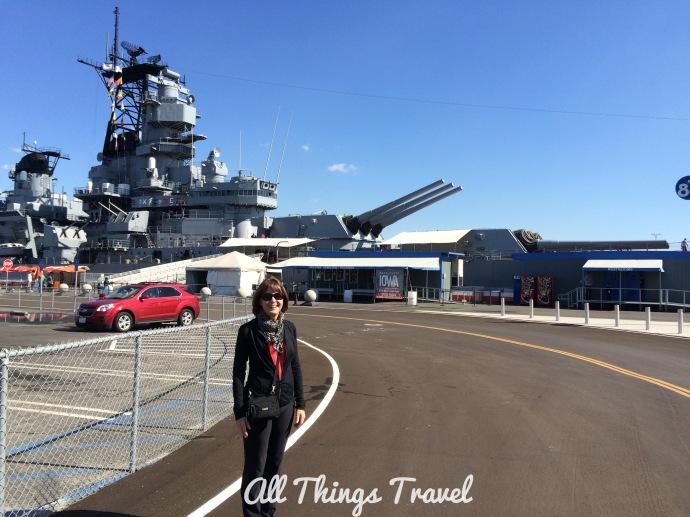 Iowa Battleship