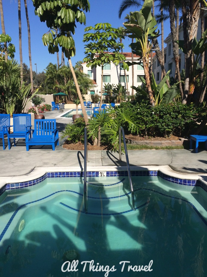 Hilton Doubletree, San Pedro, CA