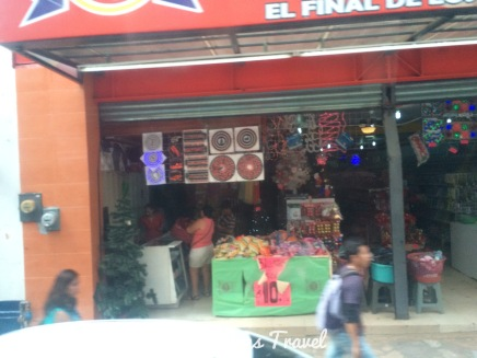 Shop in Tapachula