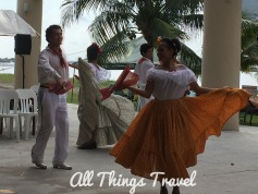Local Dancers at Puerto Chiapas