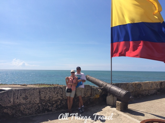 Ramparts of Cartagena