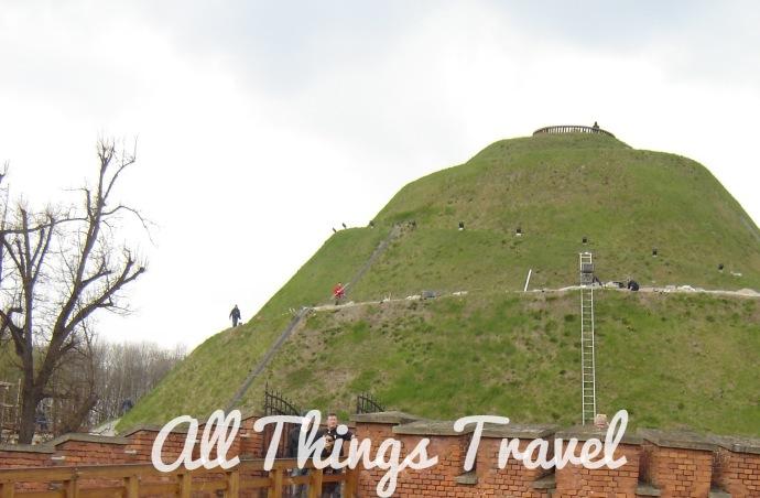 Kościuszko Mound, Krakow, Poland