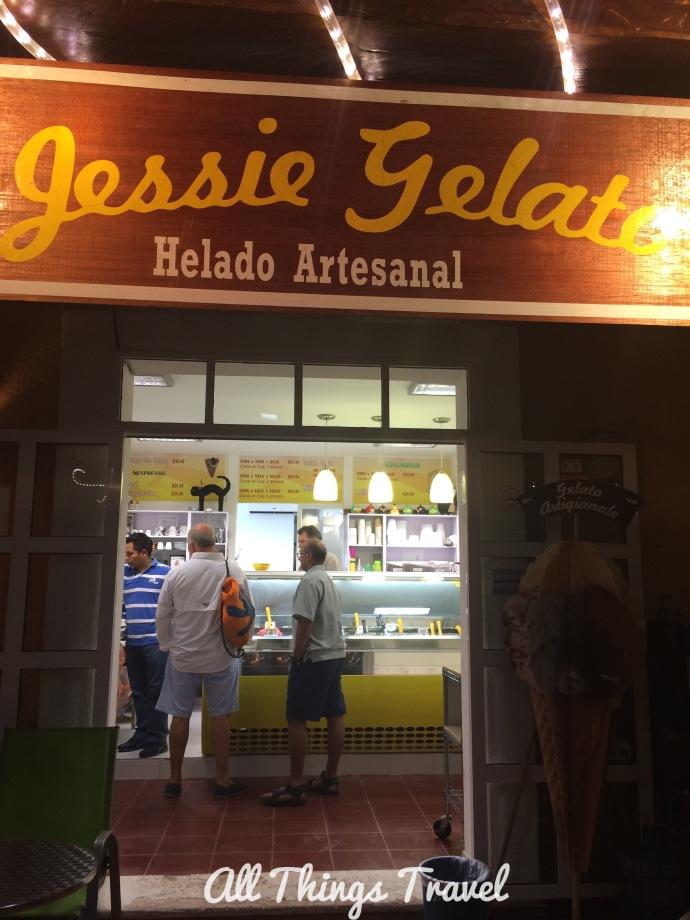 Jessie Gelato