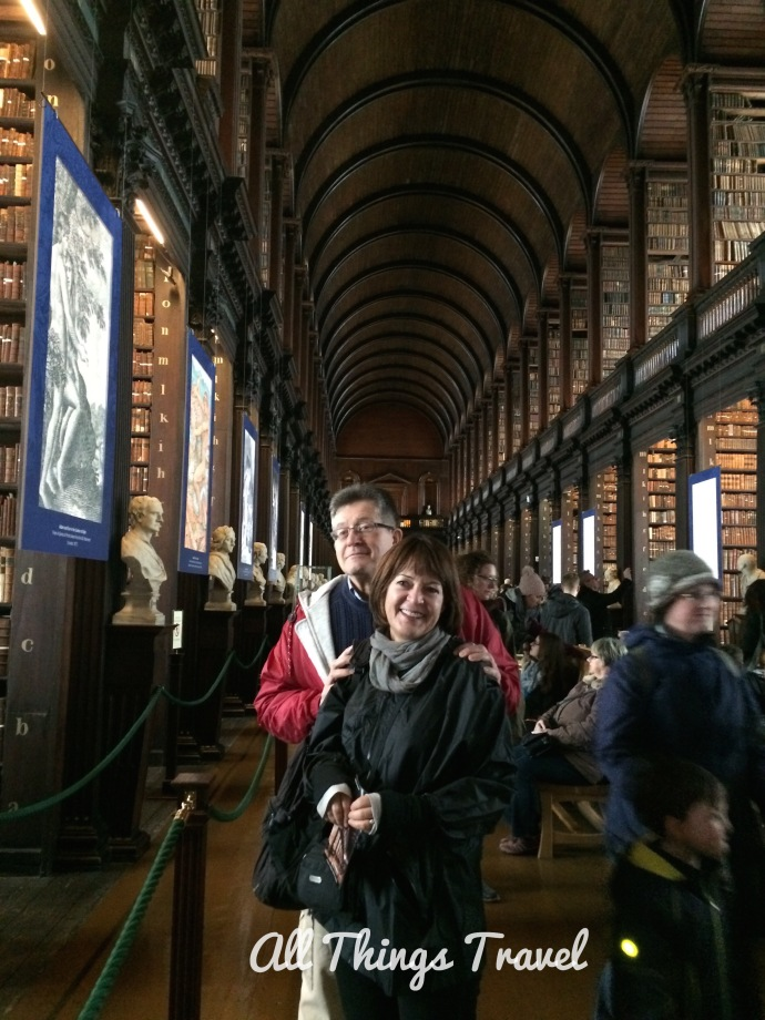 The Long Room, Old Library, Trinity College, Dublin
