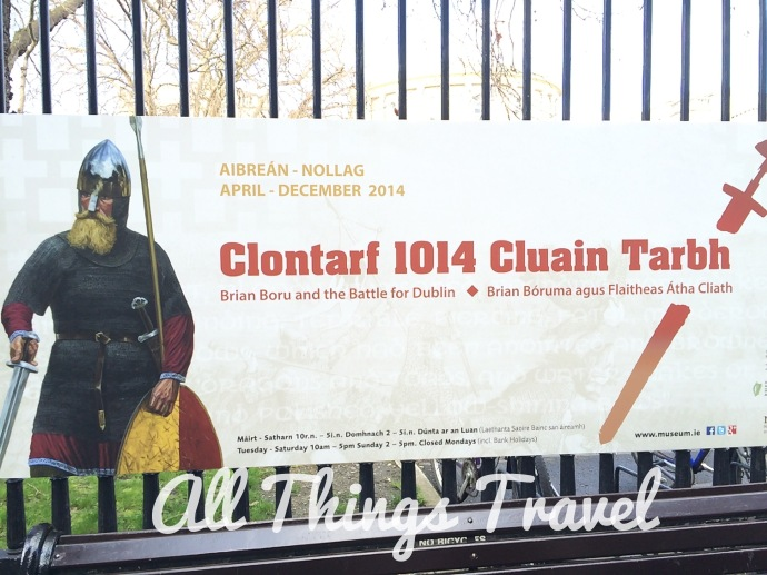 Clontarf 1014 Exhibit, National Museum of Ireland