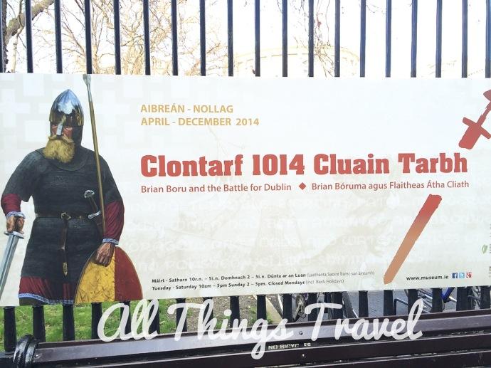 Clontarf 1014 Exhibit, National Museum of Ireland