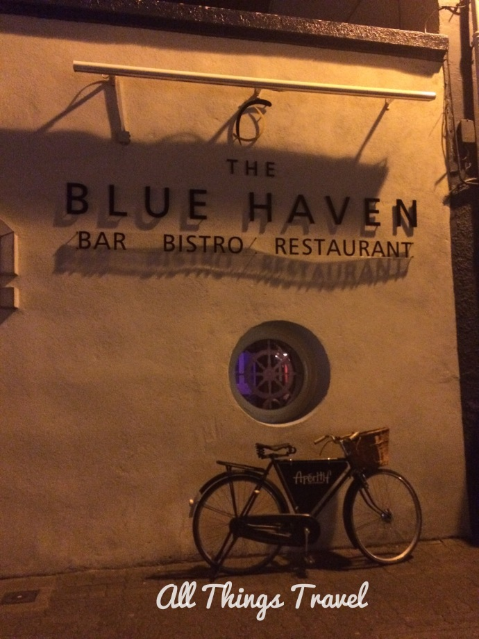 The Blus Haven, Kinsale