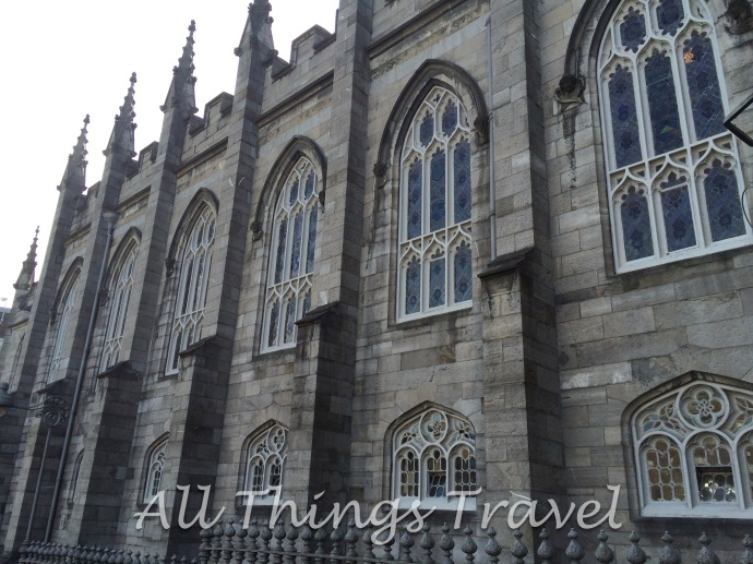 The Royal Chapel at Dublin Castle