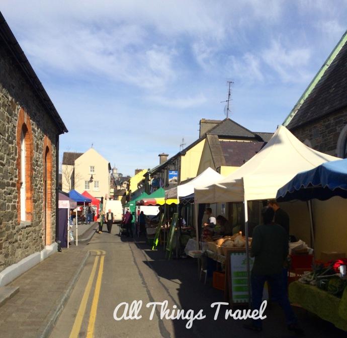 Farmer's Market, Kinsale