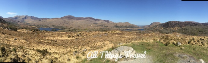 Ladies View, Killarney National Park