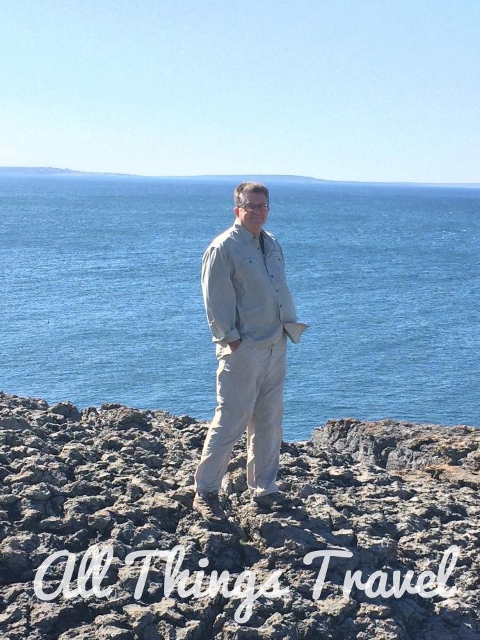 The Burren along the Wild Atlantic Way