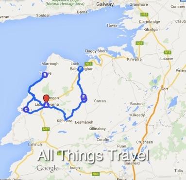 Touring the Burren