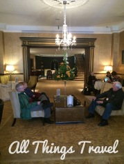 Lobby at the Meyrick Hotel