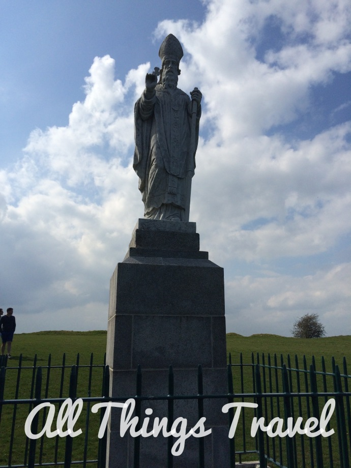 St. Patrick at Hill of Tara