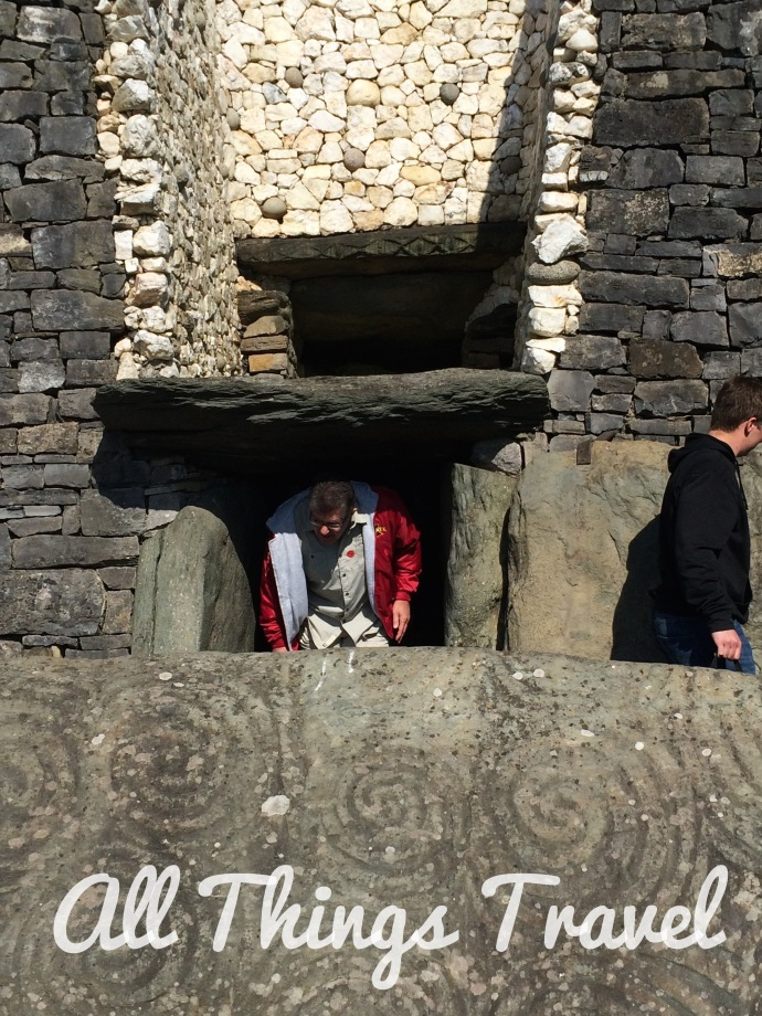 Passage Tomb at Newgrange