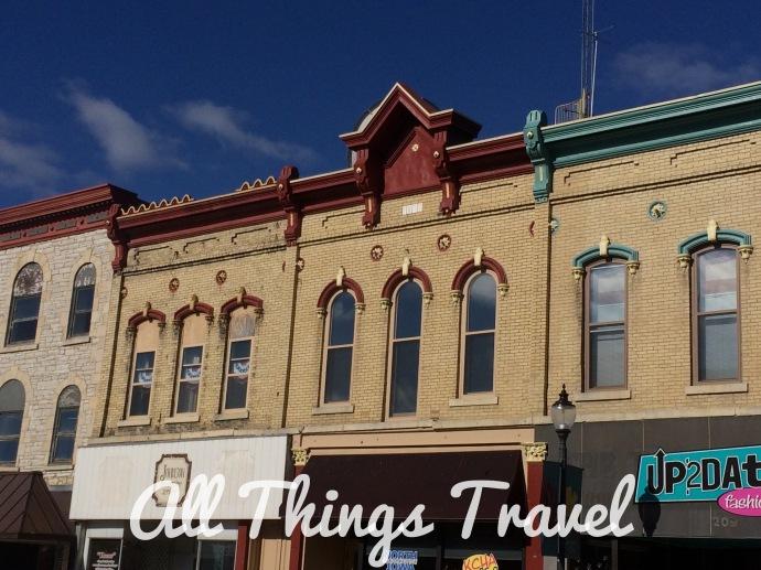 Main Street, Charles City