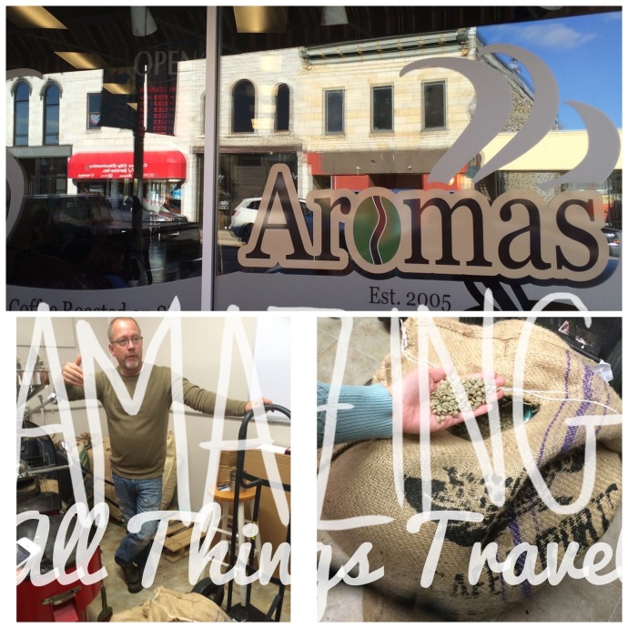 Aromas, Charles City, IA