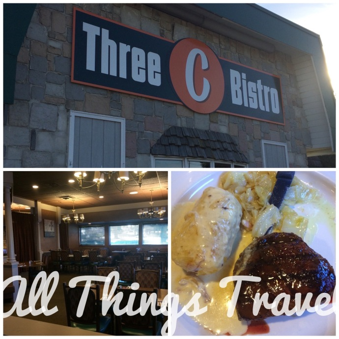 Three C Bistro, Charles City