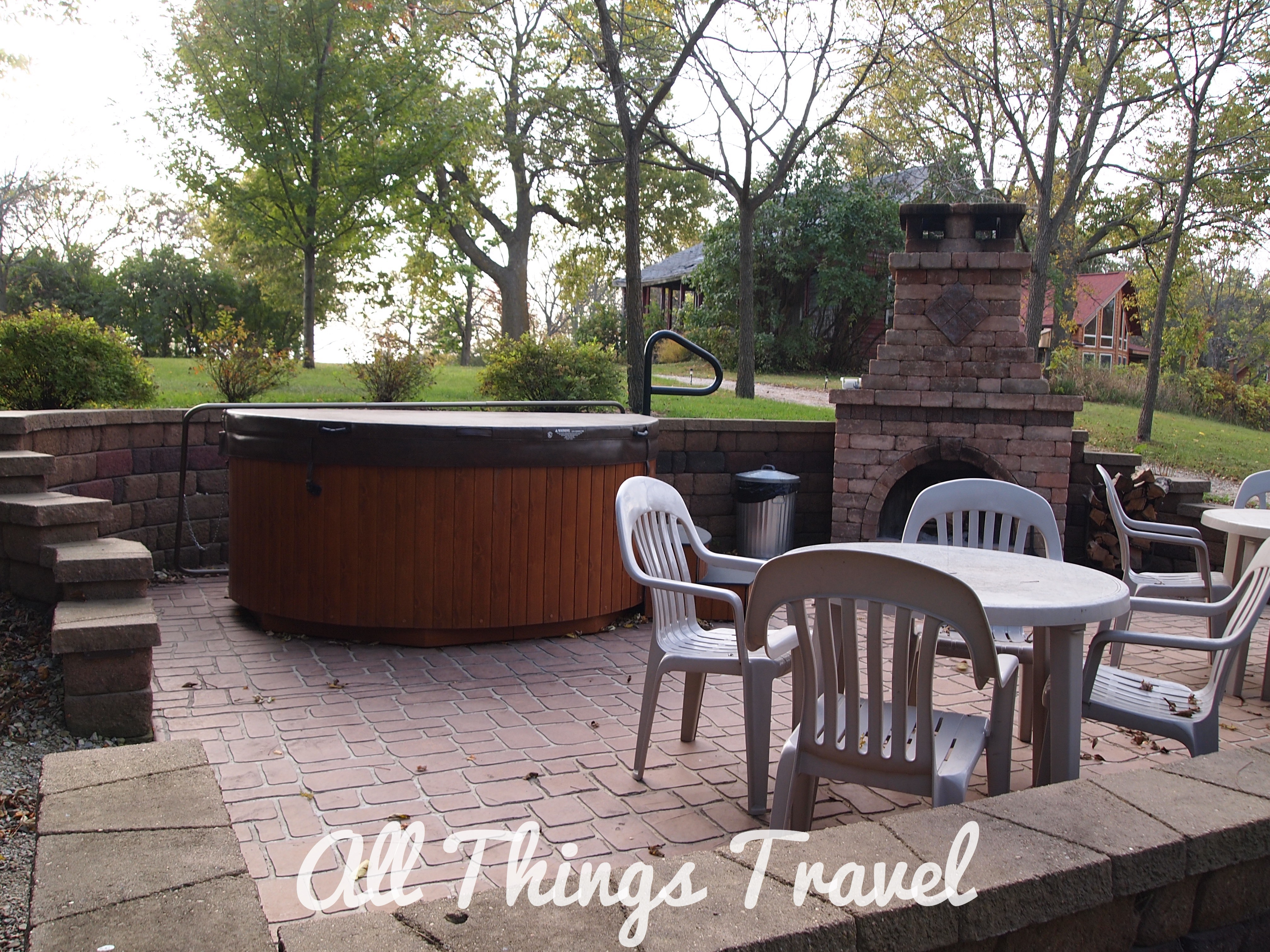 the north iowa bloggers getaway at red cedar lodge all things travel