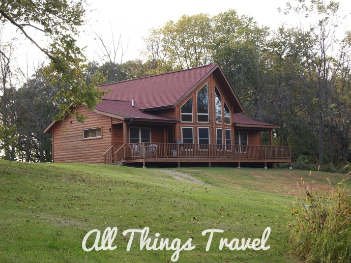 Sunrise Ridge Cabin at Red Cedar Lodge