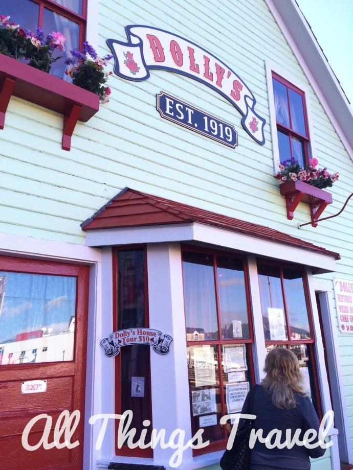 Dolly's House on Creek Street