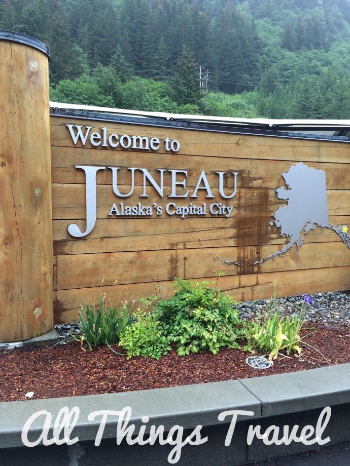 Welcome to Juneau, Alaska