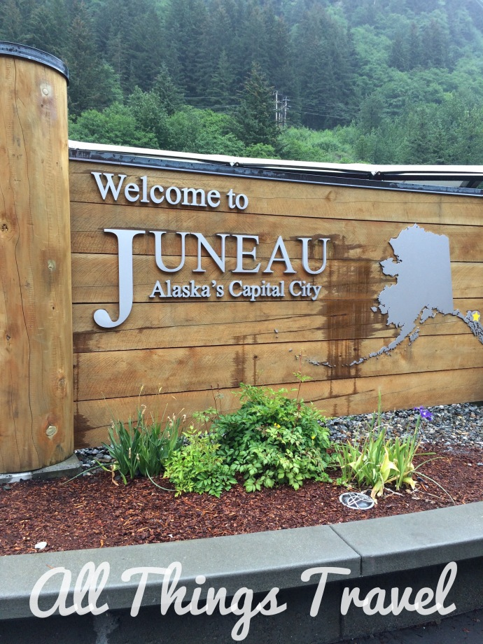 Welcome to Juneau, Alaska